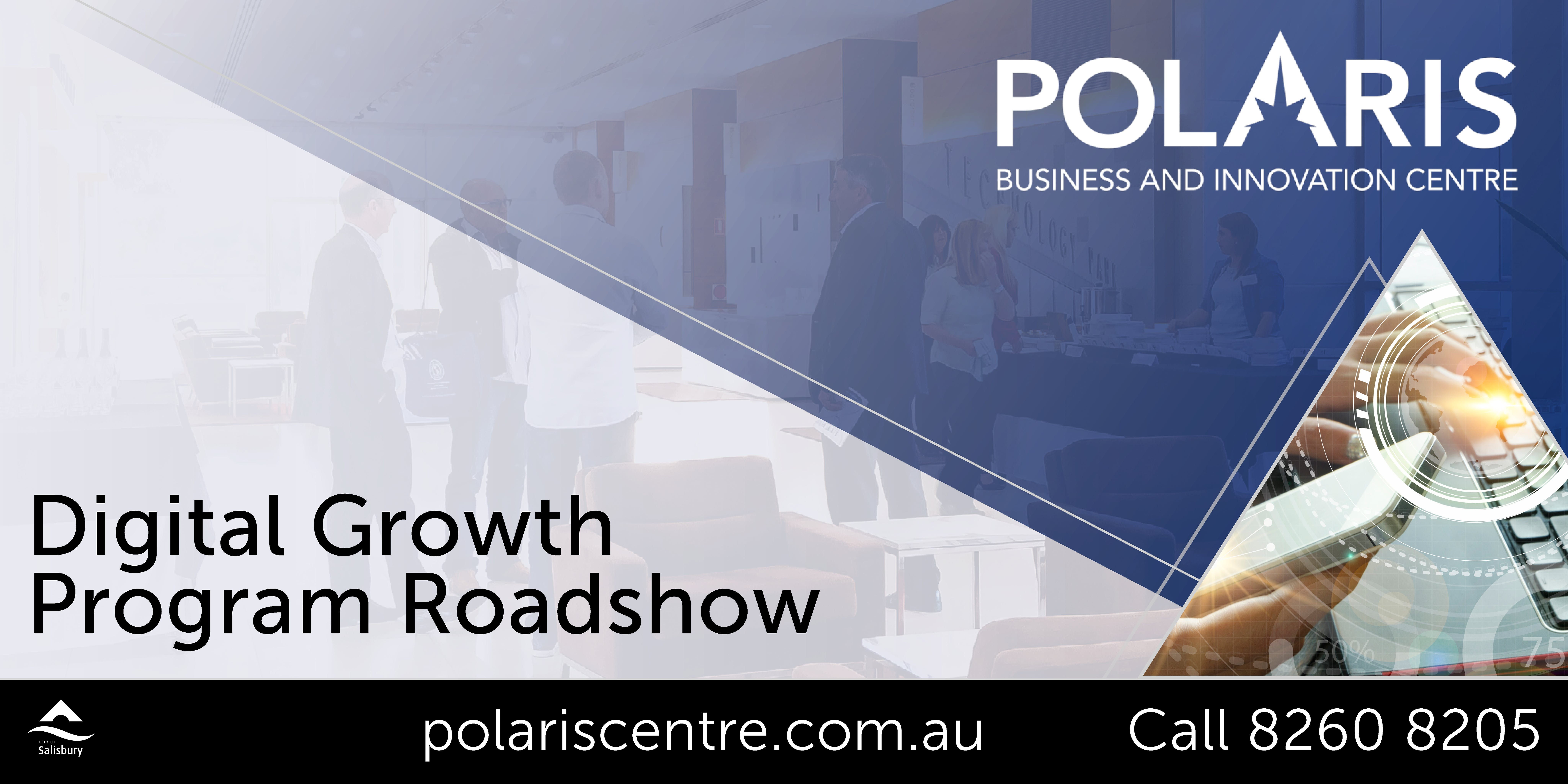 Digital Growth Roadshow - Town of Walkerville - 9 November 2018