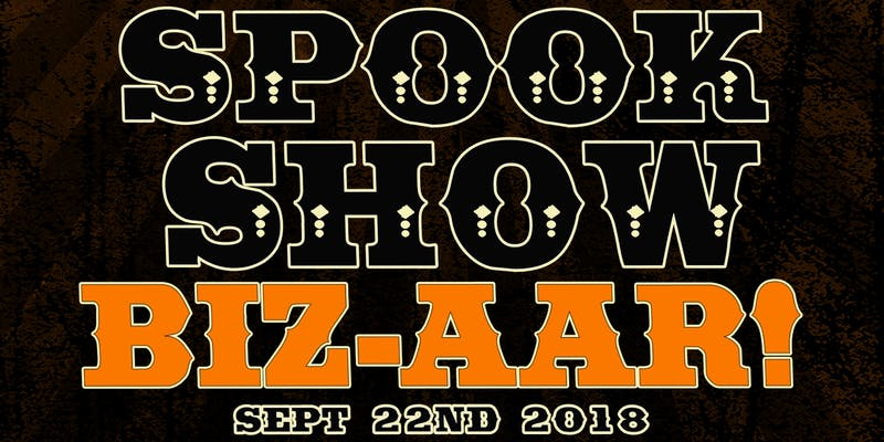 Halloween Club's Spook Show Biz-aar! @ Halloween Club | La Mirada | California | United States