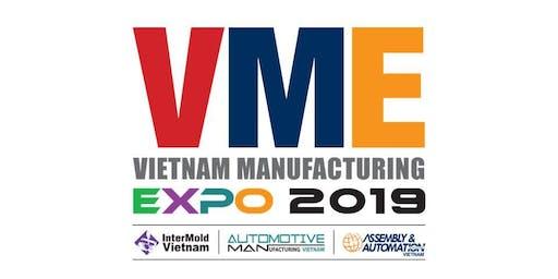 Vietnam Manufacturing Expo 2019