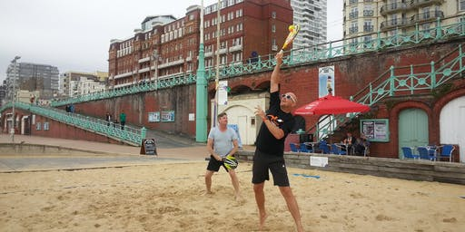 Brighton Beach Tennis - Free Taster Sessions