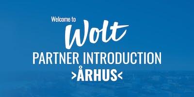 Wolt Partner Intro - Aarhus (Hotel Faber)