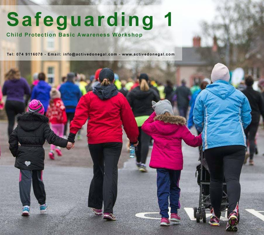 Safeguarding 1 - Basic Awareness - Wednesday 19th September