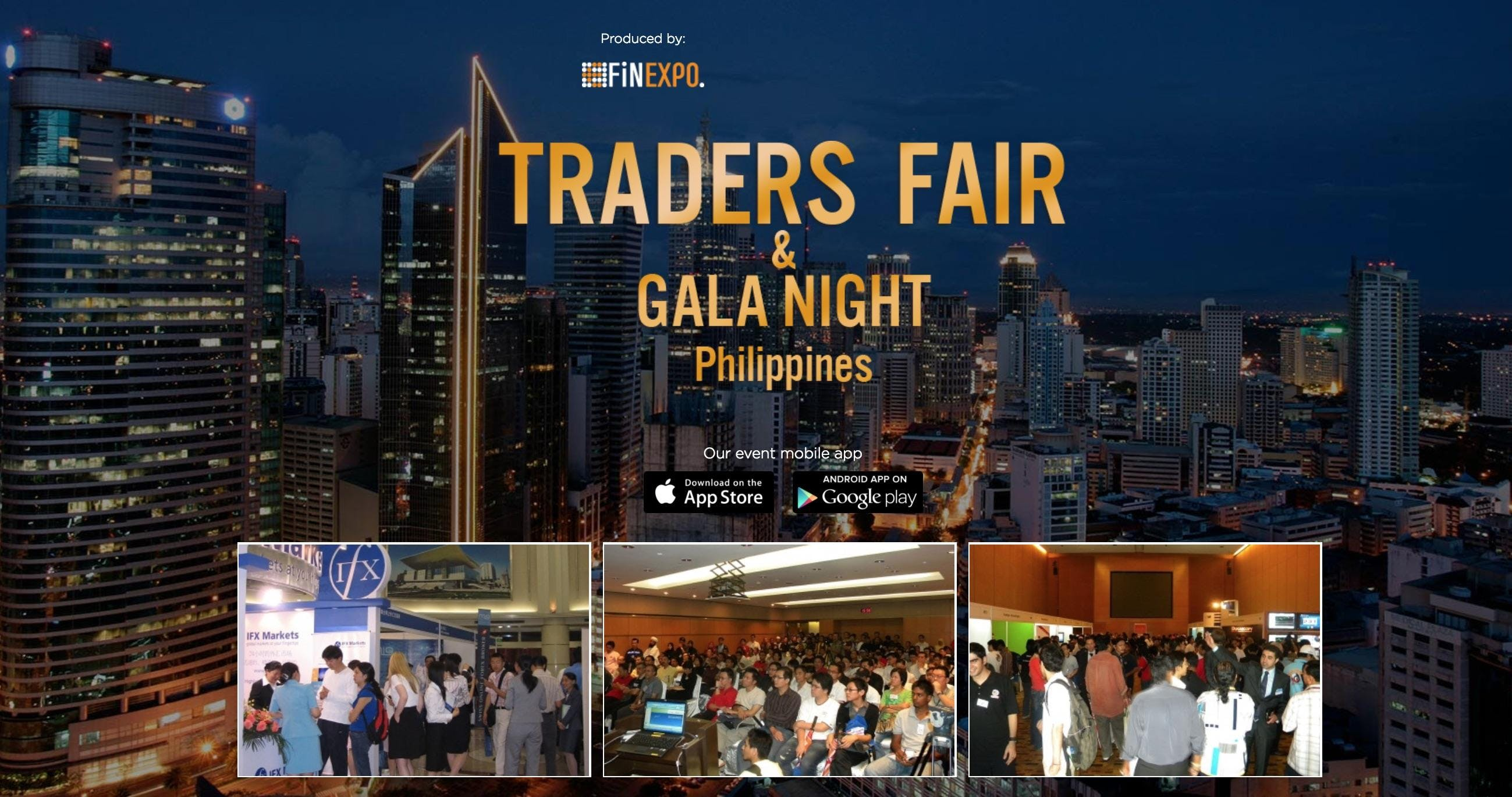 Traders Fair 2019 - Philippines (Financial Ev