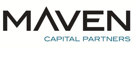 Investor in Residence - Maven Capital Partners