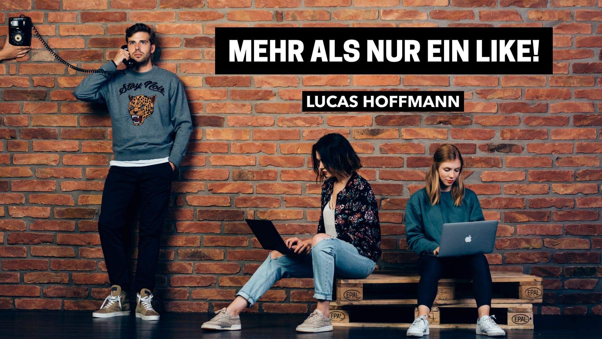 MEHR ALS NUR EIN LIKE! Social Media Marketing Bootcamp NÜRNBERG 09.11.2019