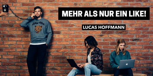MEHR ALS NUR EIN LIKE! Social Media Marketing Bootcamp NÜRNBERG 09.11.2019