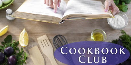 Cookbook Club tickets