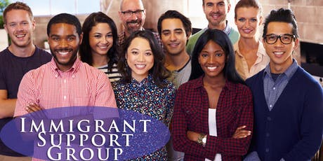 Immigrant Support Group tickets
