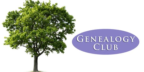 Genealogy Club tickets