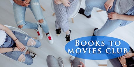Books to Movies Club tickets