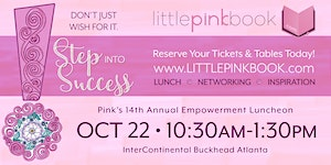 PINK's Signature 14th Annual Fall Empowerment Event