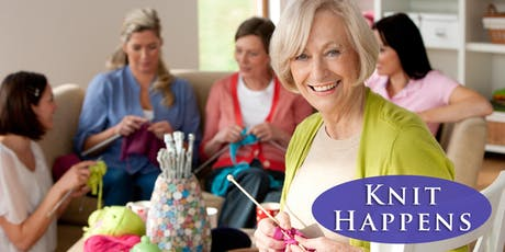 Knit Happens tickets