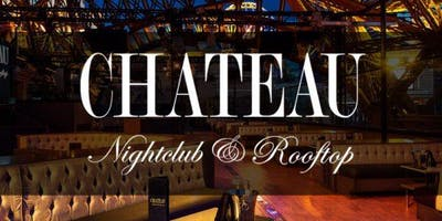 CHATEAU Nightclub - HipHop VIP Guest List