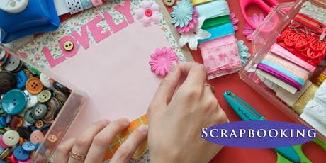 Scrapbooking tickets