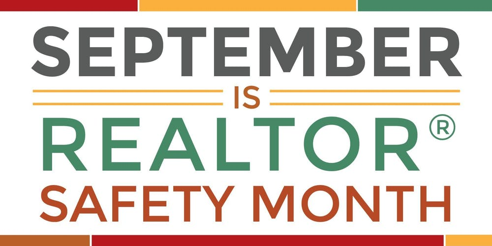 Image result for realtor safety month 2018