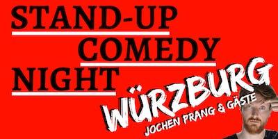 Würzburg: Stand-up Comedy Night - Jochen Prang & Gäste