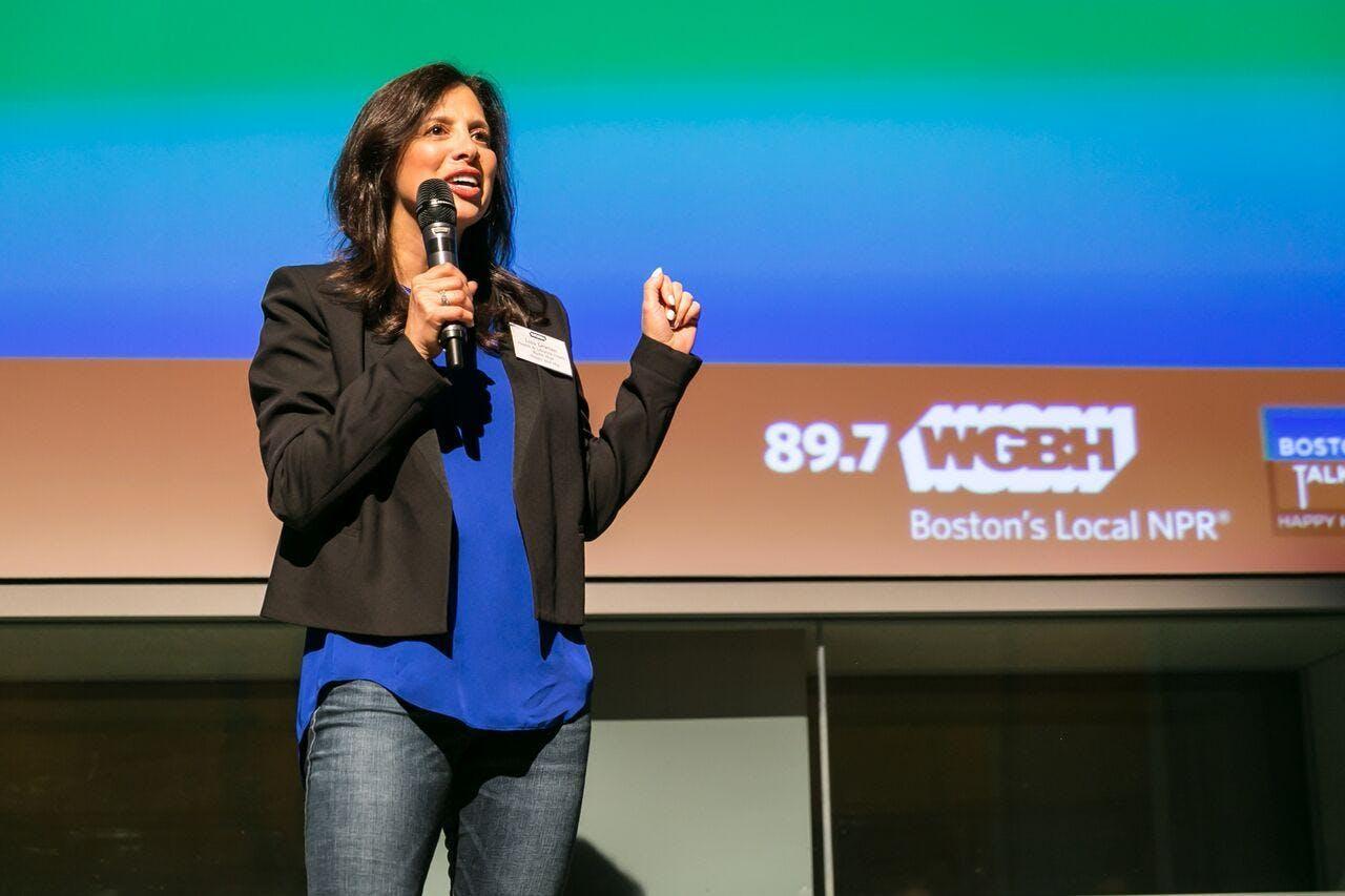 BostonTalks: Robots