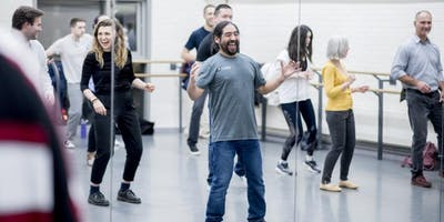 Chamber Behind the Scenes: Dance City