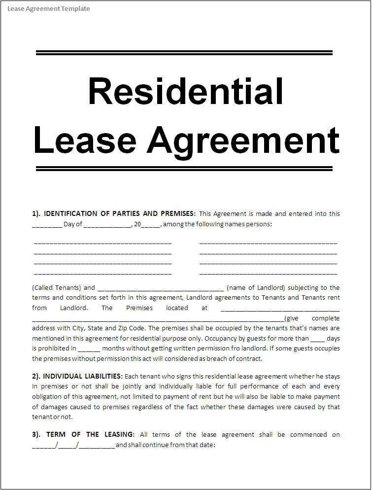 Rent Ready Norfolk Rentingsmart Rental Agreements Writing A Lease
