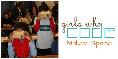 Girls Who Code Maker Space at HCC: Fall 2018–Spring 2019