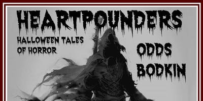 Heartpounders: Halloween Tales of Horror with Odds Bodkin