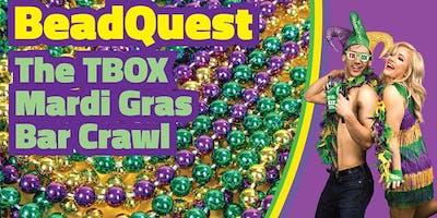 BeadQuest 2019 - Chicago Mardi Gras Pop Up Bar Crawl