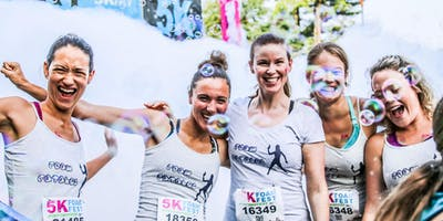 THE 5K FOAM FEST LONDON, ON Aug 17, 2019