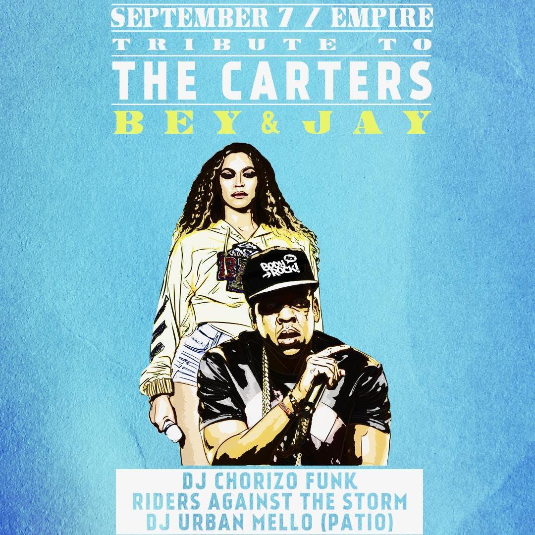 Body Rock - The Carters: Bey & Jay