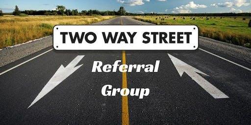Virtual Referral Networking
