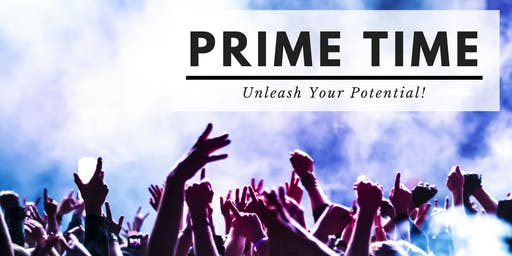 PRIME TIME - Unleash Your Potential! // The Ultimate SOBER PARTY!!