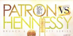 TDE- HENNY VS PATRON  -  UNLIMITED BRUNCH/ DAY PARTY