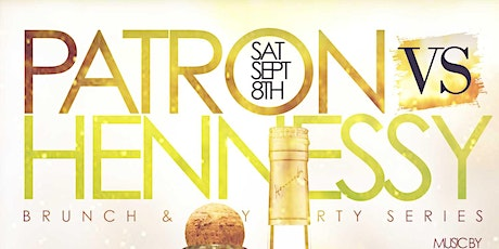 TDE- HENNY / D'USSE VS PATRON  -  UNLIMITED BRUNCH/ DAY PARTY @KATRA tickets