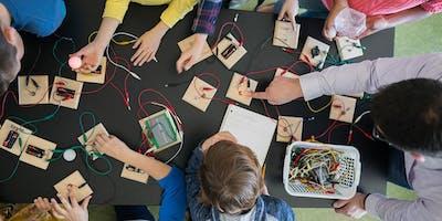 Roots Homeschool - TELUS Spark, Sparking Circuits