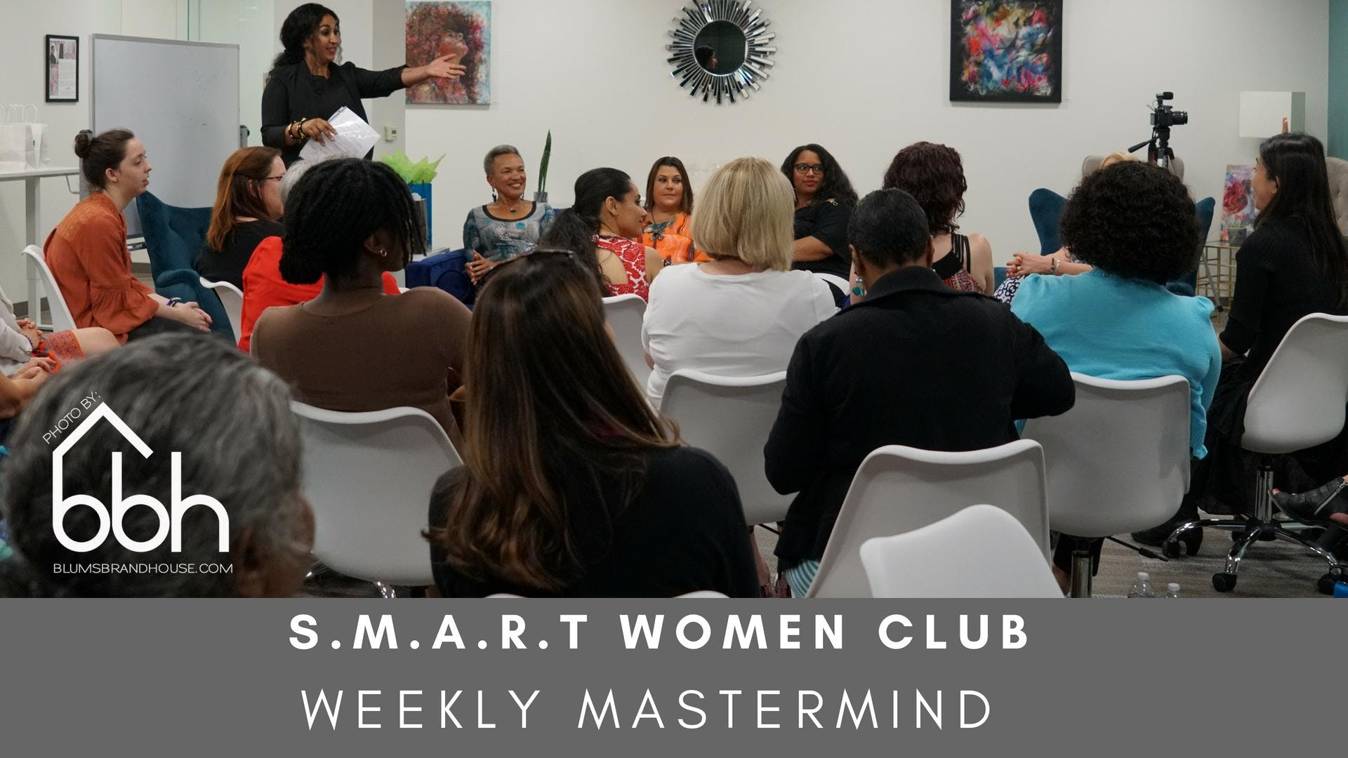 S.M.A.R.T. WOMEN CLUB-WEEKLY MASTERMIND