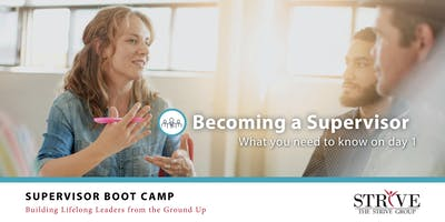 Becoming a Supervisor: What You Need to Know on Day 1