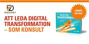 Att leda digital transformation, som konsult. Online...