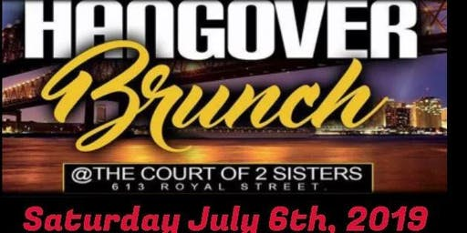 The 5th Annual Hangover Brunch & LeAndrea Mack Book Signing