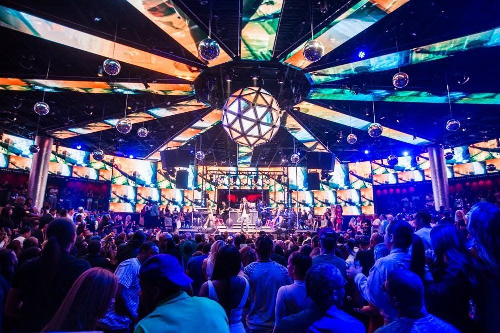 Drais Nightclub - #1 Vegas HipHop Party