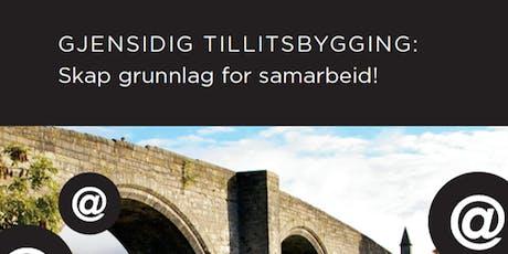 Salgsskolen - Gjensidig tillitsbygging: Skap grunnlag for samarbeid! tickets
