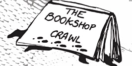 London Bookshop Crawl