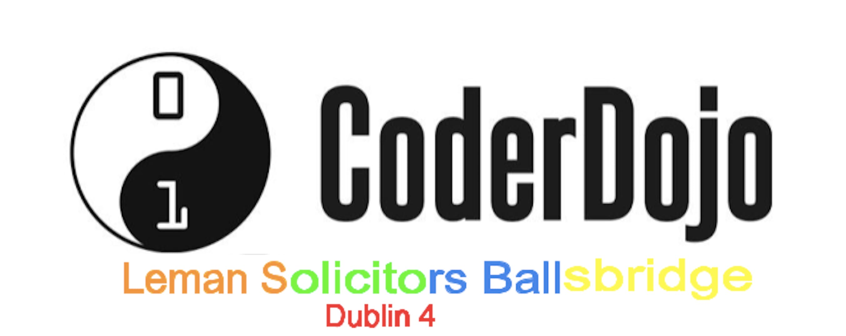 Coderdojo on Saturdays - for 5 weeks - From 22 September to 20 October 2018