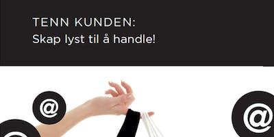 Salgsskolen - Tenn kunden: Skap lyst til å handle! (Coachende salg)