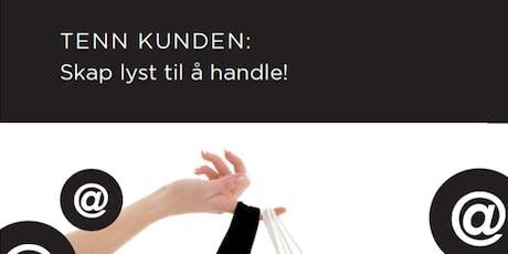 Salgsskolen - Tenn kunden: Skap lyst til å handle! (Coachende salg) tickets
