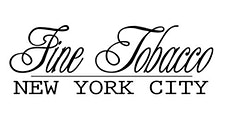 Fine Tobacco NYC logo