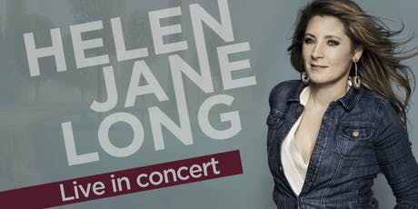 Helen Jane Long live in concert tickets