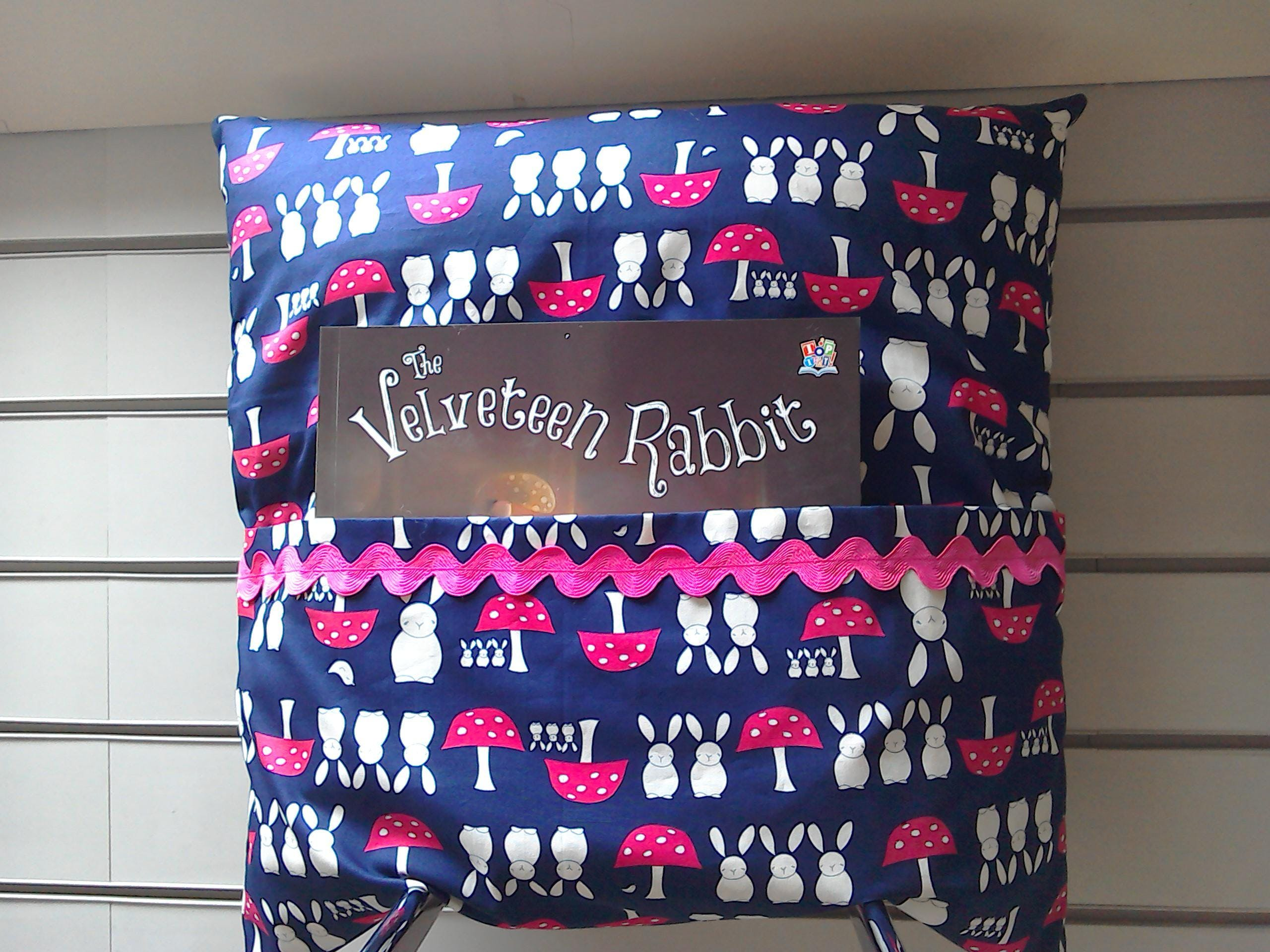 Last Minute Christmas Gift Day - Make a Bedtime Story Cushion at ...