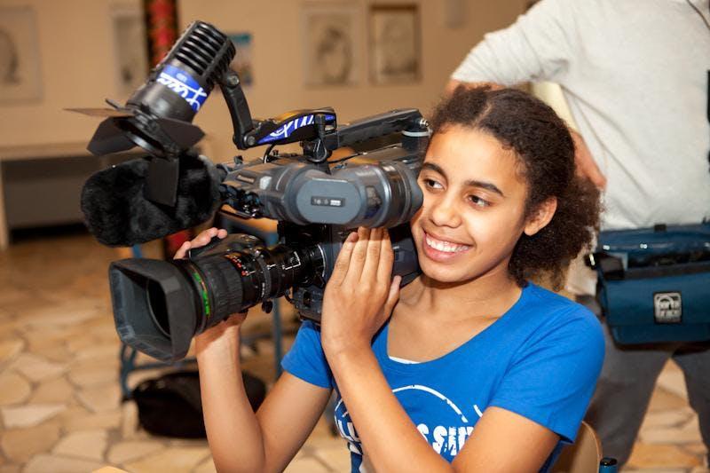 RHACC One Day Film Making for 11 - 15 Year Ol