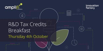 R&D Tax Credits Breakfast