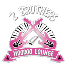 Two Brother's Hoodoo Lounge logo