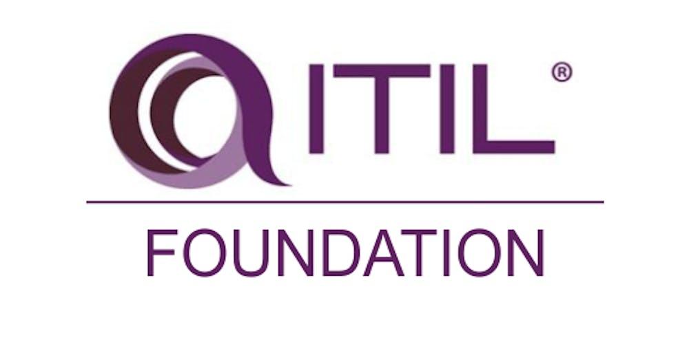Accredited Itil Foundation Training Brunei 3 Days Instructor Led